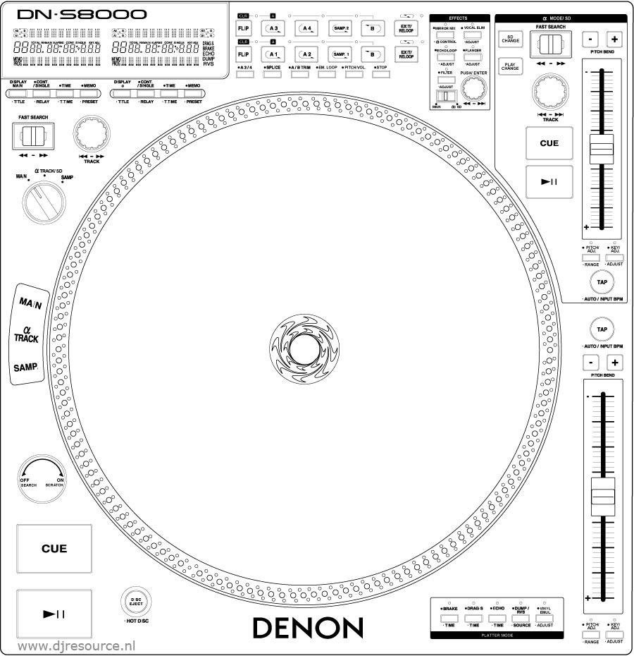 DN-S8000 Vector